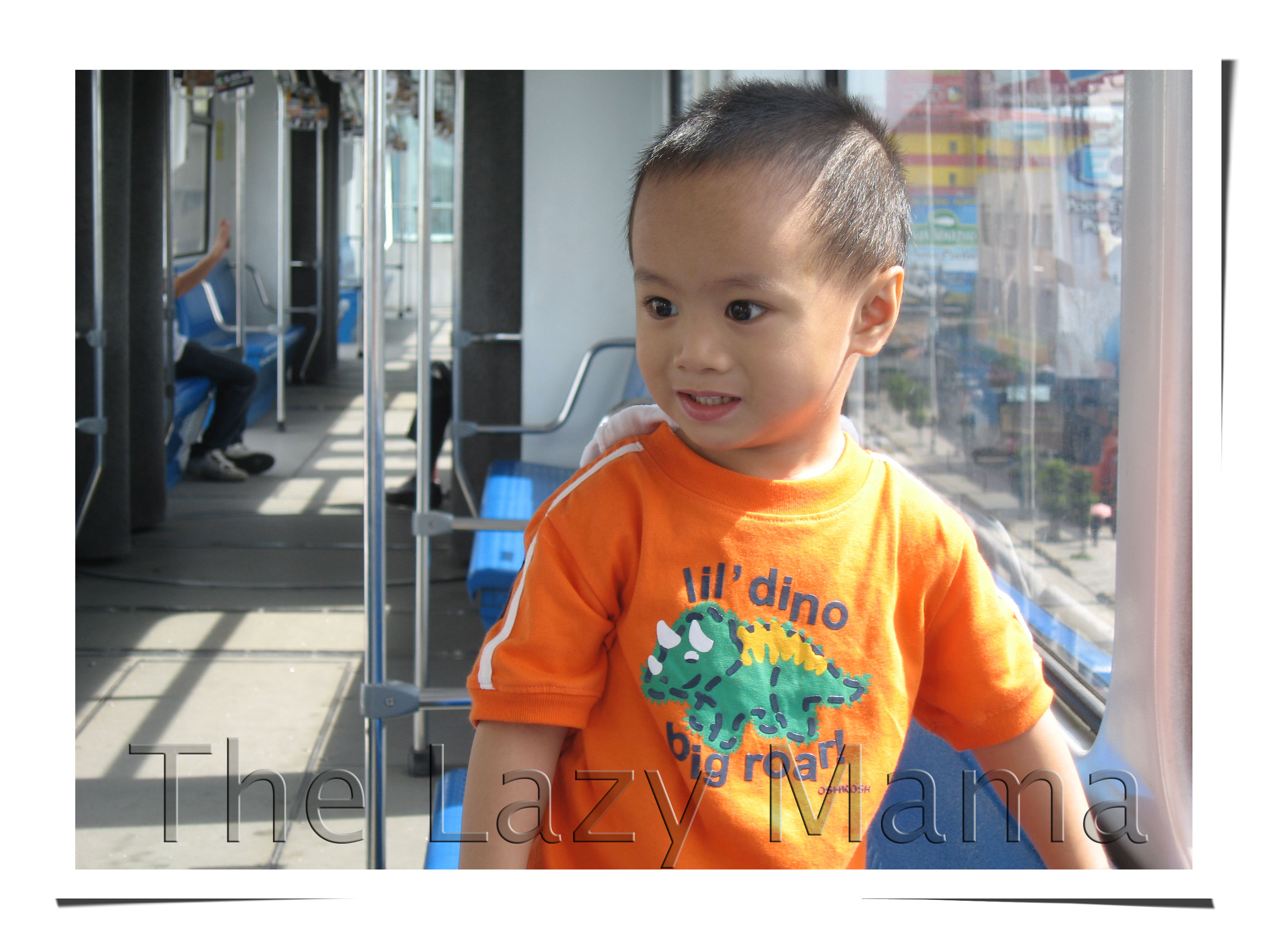 Jack_Jack_Toddler_First_Train_Ride_Activity_MRT_Manila_Inside